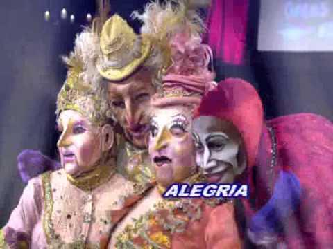 Cirque du soleil - Alegria (karaoke)