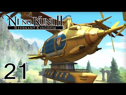 On s'envole ! | NI NO KUNI 2 #21