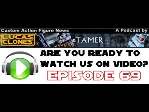 Custom Action Figure News Episode 69