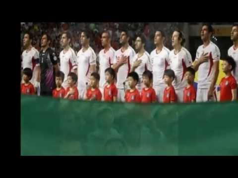 """ IRAN "" World Cup Song 2014 ..... HAMLEH [ حمله ]"