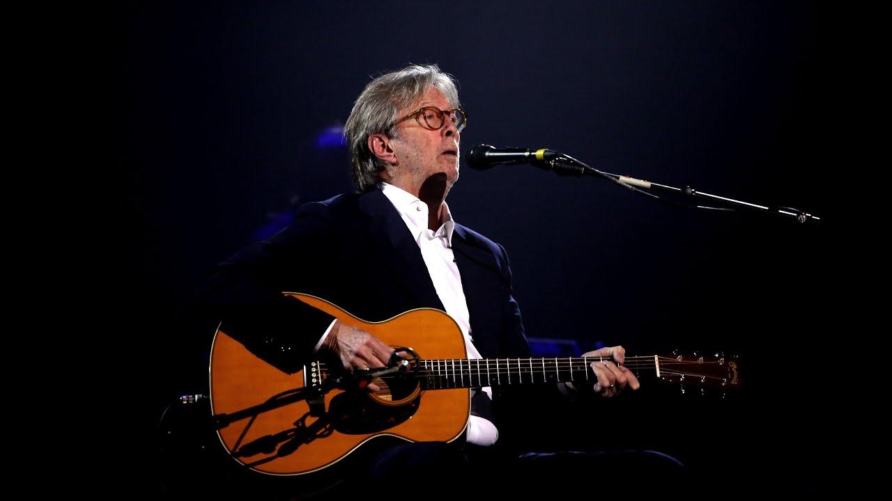 'This Has Gotta Stop': Eric Clapton Drops Apparent Anti-Vax Anthem