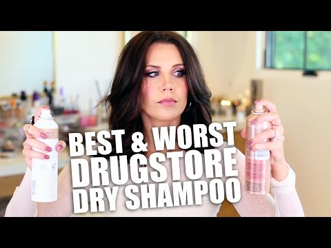 BEST & WORST DRUGSTORE | Dry Shampoo