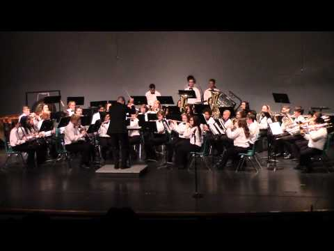 Sterling Heights High School Band Spring Concert 2015