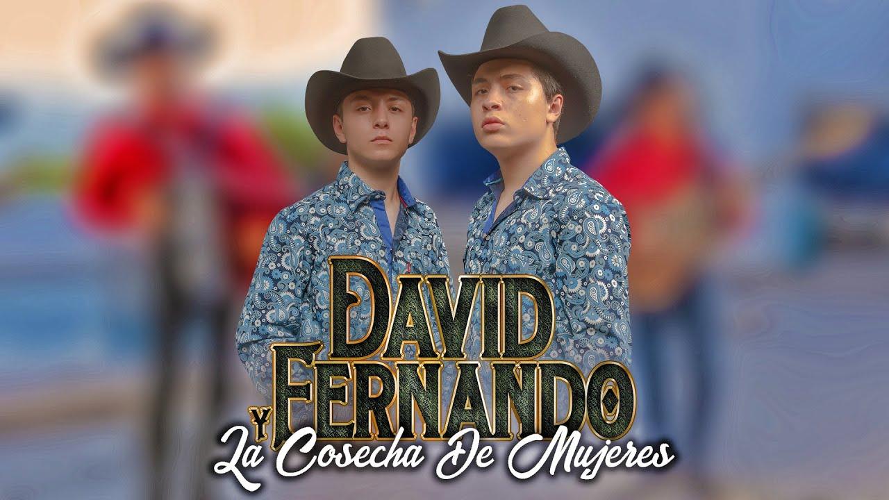 La Cosecha De Mujeres | David Y Fernando | Cumbia