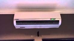 Pioneer Ductless Mini Split AC 12000btu review
