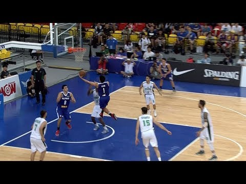 Ravena rolls to the rim! | Jones Cup 2017