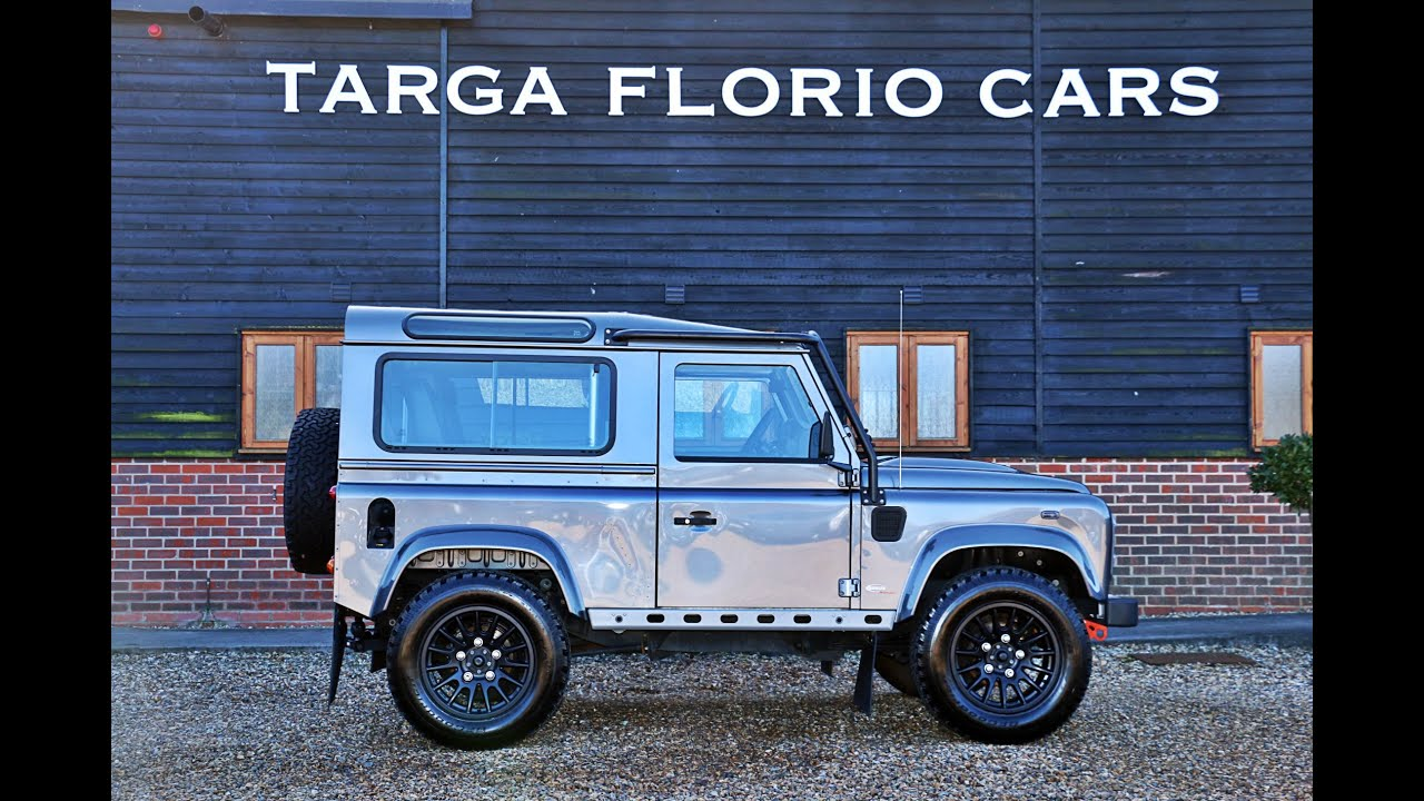 Land Rover Bowler Defender 90 2 2TD 4WD XS Station Wagon for sale