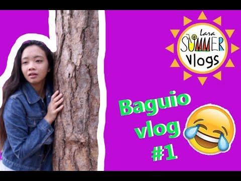 Baguio Vlog #01