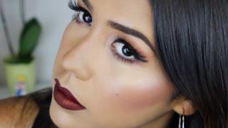 Labios Oscuros Maquillaje Facil Para Otoño - Royal Brush - Ydelays thumbnail