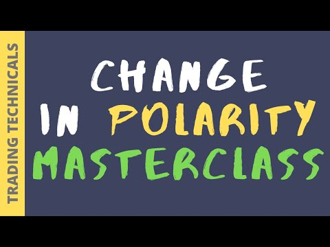 Change in Polarity - A Simple yet Effective Trading Strategy