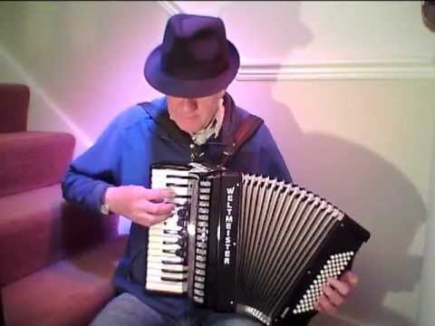 French accordion: CROQUET a musette waltz on a Weltmeister Juwell accordion