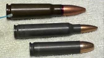 .223, 30 Carbine, 7.62x39 Steel Cased Ammunition