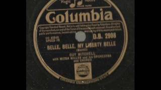 guy mitchell belle belle my liberty belle.wmv