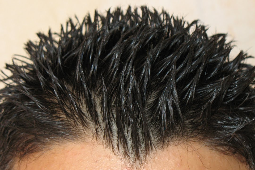 gel fijador de cabello gomina