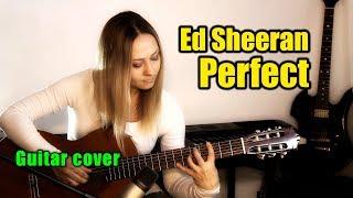 Ed Sheeran - Perfect | На гитаре + разбор