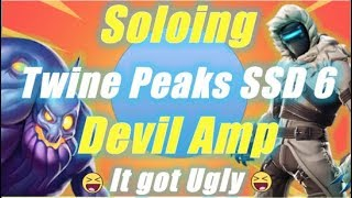 Soloing Twine Peaks SSD 6 with Devil Amp / Fortnite