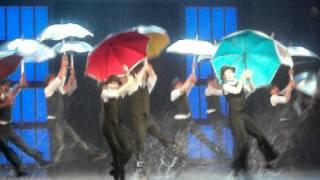 """Мюзикл """"Поющие под дождем"""". Премьера."""