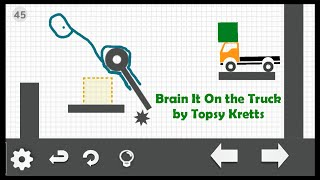 brain it on the truck level 45 5 stars