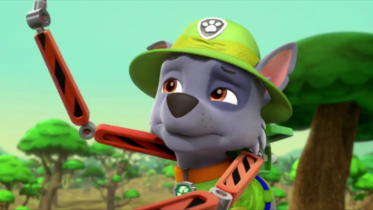Paw Patrol - Parroting Pups - Rocky's Screwdriver #6 by Ryder & Pups