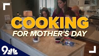 Cooking Can Be A Great Gift For Mom This Mother's Day