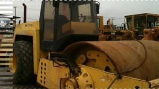 machine rollers,types of road rollers,padfoot roller