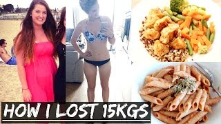 What I Ate To Lose 30 Pounds | Fat Loss | Healthy & Simple #5
