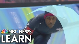 NBC News Learn: Competition Suits in the Winter Olympics thumbnail