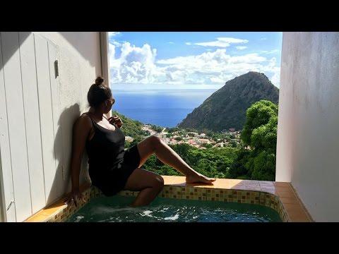 Trip To St. Maarten and Saba Dutch Caribbean