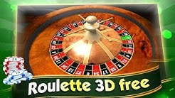Roulette 3D free android game casino
