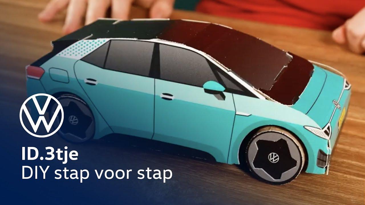 Volkswagen ID.3tje   DIY video   Volkswagen Nederland