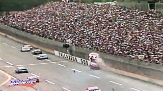 Bobby Allison Big Crash 1987 Winston 500