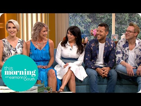 Steps Have Had to Adjust Their Choreography to Match Their Age! | This Morning