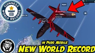 New World Record in Pubg Mobile / Star Anonymous / Pubg Mobile