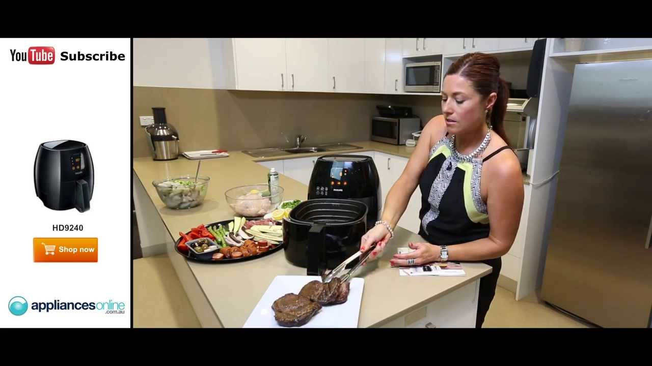 How To Cook The Perfect Steak On A Philips Airfryer Hd9240