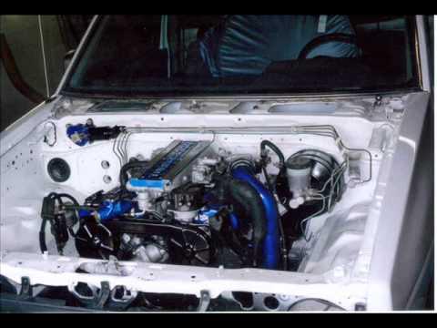 89 Nissan Hardbody Turbo slide show - YouTube