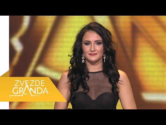 Lejla Zahirovic - Ostrvo tuge, Marija Magdalena - (live) - ZG 1 krug 16/17 - 12.11.16. EM 8