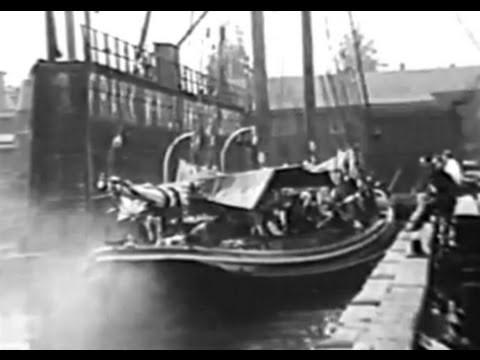 Effie M Morrisey (Ernestina) Coastal Schooner 1947 Classic Film