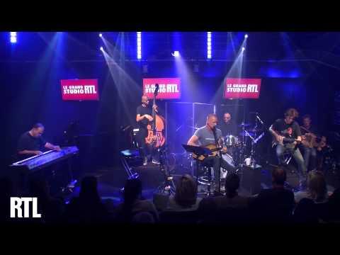 Sting - August Winds en live dans le Grand Studio RTL - RTL - RTL