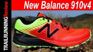 New Balance 910v4 Review