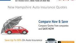 Cheap New Hampshire Car Insurance