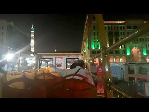 Medina Ki Sair, Masjid Nabwi, Ahud, Qiblatain Khandaq Ziyaraat Live | My First Umrah Live