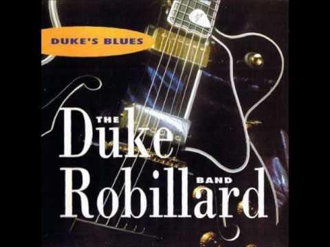 Duke Robillard - Rule the world