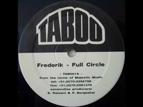 Frederik - Full Circle