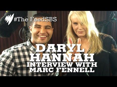Daryl Hannah interview with Marc Fennell I The Feed
