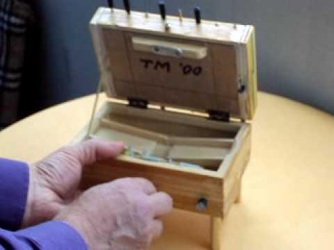 Biliardino mini in legno youtube - Mini biliardo da tavolo ...