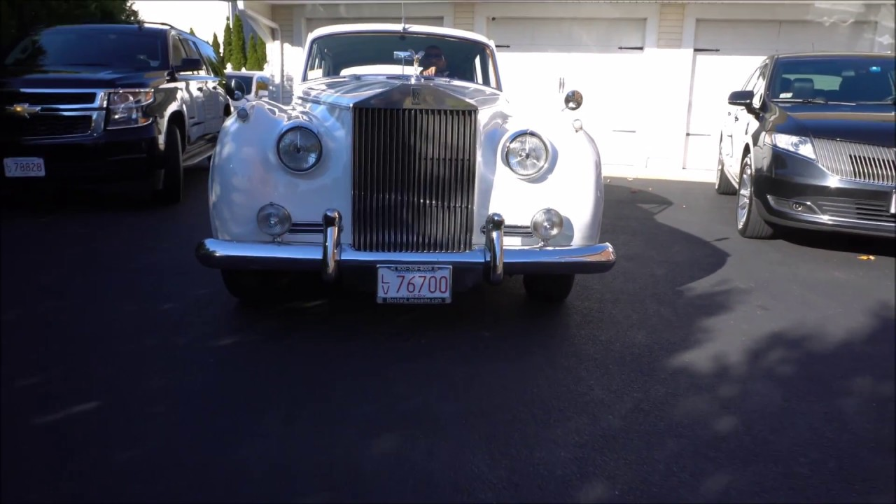 Classic Cars | Vintage Wedding Rolls Royce | Boston MA | Vintage ...