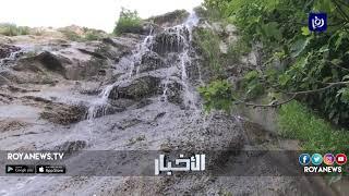 شاهد..شلال خرجا في بني كنانة - (3-5-2019)