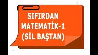 (0.11 MB) SIFIRDAN MATEMATİK-1(SİL BAŞTAN) Mp3