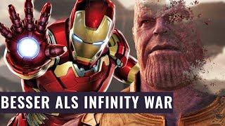 Darum ist Avengers: Endgame besser als Infinity War!