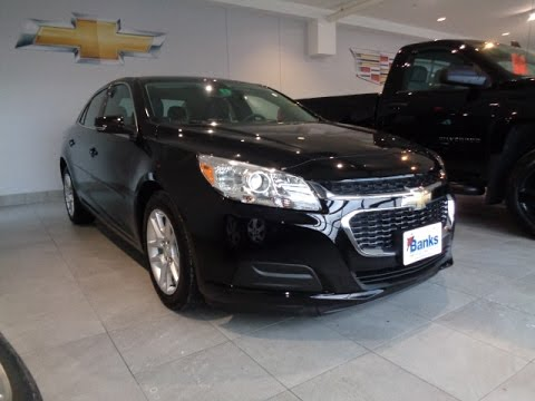 Low Mileage 2016 Chevy Malibu Limited at Banks in Concord NH